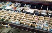 Fabricación de divisores de cajón