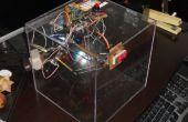 Reloj de Robot Delta