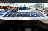Barco de rescate Solar no tripulado Viking