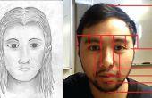 Cómo dibujar una cara (proporciones fáciles)