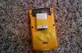 Hacer un GBC funcionamiento con una batería PSP