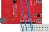 FÁCIL MSP430 LaunchPad ISP con sólo 4 cables!!!!!!