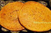 Uzbek rápido plano pan