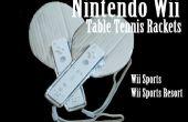 Raquetas de tenis de mesa de Nintendo Wii