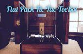 Paquete plano juega TIC-TAC-ToeBot
