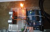 Sensor ultrasónico de Arduino