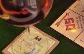 ¿Encantos del vino de monopolio y posavasos