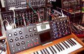 Disparador de Cable para sintetizador de Moog