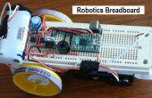 Protoboard de robótica simple
