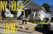 Versión familiar de la pequeña casa vida