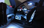 Cómo instalar LED Interior luces para un BMW E60 serie 5