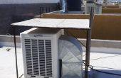 Automatización de enfriador de aire evaporativo