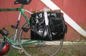 Alforjas de bicicleta: segunda mano, recicladas bondad
