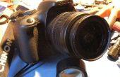 Debadging una cámara y algunas reparaciones