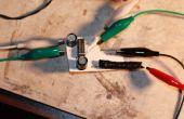 2 vatios LM380 Chip amplificador