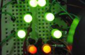 Árbol de Navidad de Arduino interactivo