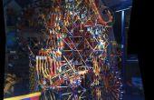 Elementos del retroceso de la máquina de la bola de KVG