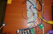 Sonido – nivel gobernador y puerta alarma sistema usando LINKIT uno