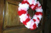 Guirnalda de pompones de día de San Valentín