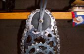 Reloj de engranajes de bicicletas