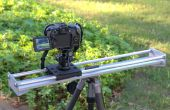 Luz peso trípode cámara deslizante para DSLR