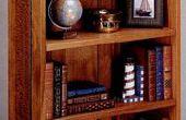 Cómo construir un estante para libros