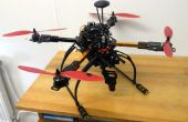 Construir un quadcopter de HK X650F GoPro estilo video y fotografía