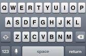 Como el molesto teclado clic sonido desactivado