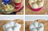 Cupcakes del diente
