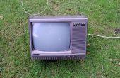 ¿Cómo desmontar TV