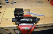Gama Rover P38 EAS aire suspensión compresor pistón sellado e instrucciones de reemplazo del filtro