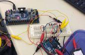 Diseño digital: Automático Simple cuenta contador utilizando Velostat presostato