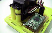 Controlador de Webcam 3D impreso