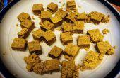 Cómo hacer Paneer con sabor