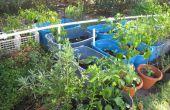 Rápido y fácil, PVC jardín sistema de riego (por debajo de $70)