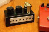 Construir un poder suministrar para su guitarra pedales