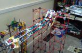 Una idea para una elevación de la máquina de bolas KVG