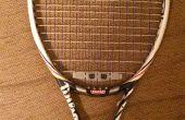 Servicio de tenis
