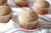 Muffins de canela especia