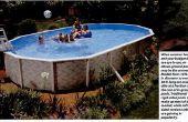 Cómo seleccionar una piscina del patio trasero