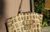 Cómo coser un bolso para día de las madres