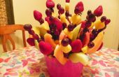 Ramo de fruta hermosa