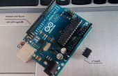 Cómo programar ATtiny85 con la placa de Arduino uno