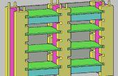 (En desarrollo) Altura medida modular madera Cubbies