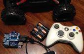 Arduino Xbox coche RC Hack (Maisto Rock Crawler)