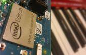 Sintetizador MIDI programable con Intel Edison y Csound