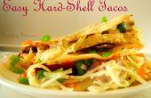 Tacos de Hard-Shell fácil
