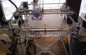 Impresora 3D calienta cama