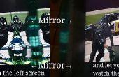 El método más pobre para ver Videos 3D estereoscópicos...
