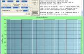 Arduino alta velocidad osciloscopio con interfaz de PC